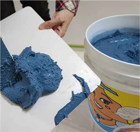ひとりで塗れるもん 友安製作所オリジナルカラー トミーブルー